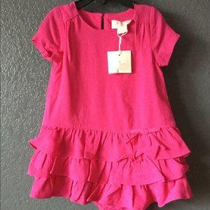 NWT Kate Spade Baby Kammy Dress & Bloomers